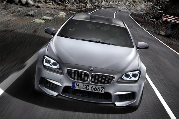 2014 BMW M6 Gran Coupe: First Drive featured image large thumb1