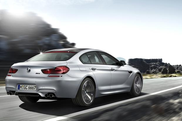 2014 BMW M6 Gran Coupe: First Drive featured image large thumb4