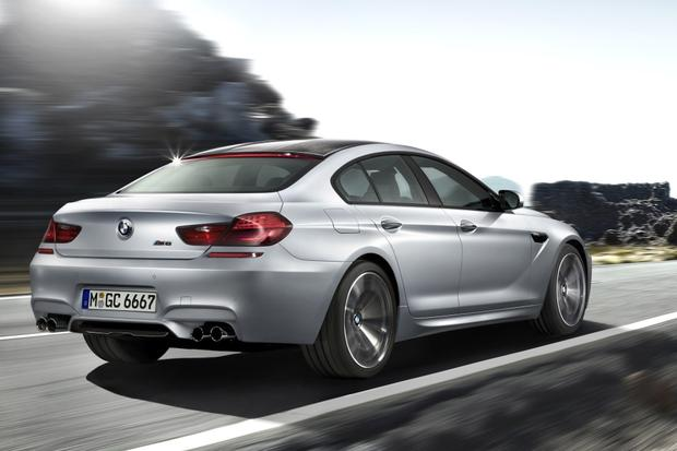 2014 BMW M6 Gran Coupe: New Car Review featured image large thumb0