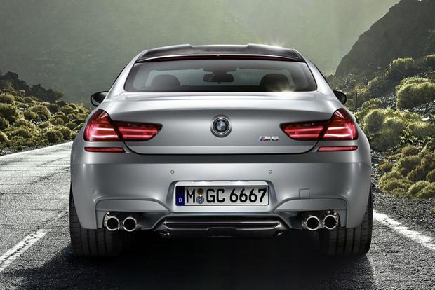 2014 BMW M6 Gran Coupe: New Car Review featured image large thumb1