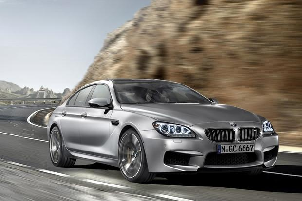 2014 BMW M6 Gran Coupe: New Car Review featured image large thumb2