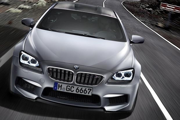 2014 BMW M6 Gran Coupe: New Car Review featured image large thumb3