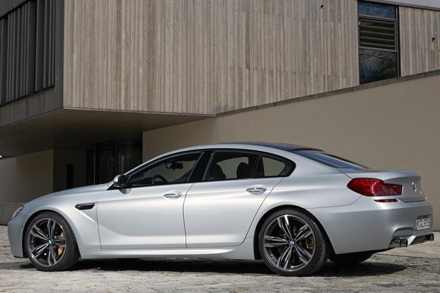 2014 BMW M6 Gran Coupe: New Car Review featured image large thumb4