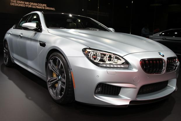 2014 BMW 3 Series Wagon, Z4 & M6 Gran Coupe: Detroit Auto Show featured image large thumb0