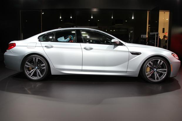 2014 BMW 3 Series Wagon, Z4 & M6 Gran Coupe: Detroit Auto Show featured image large thumb1