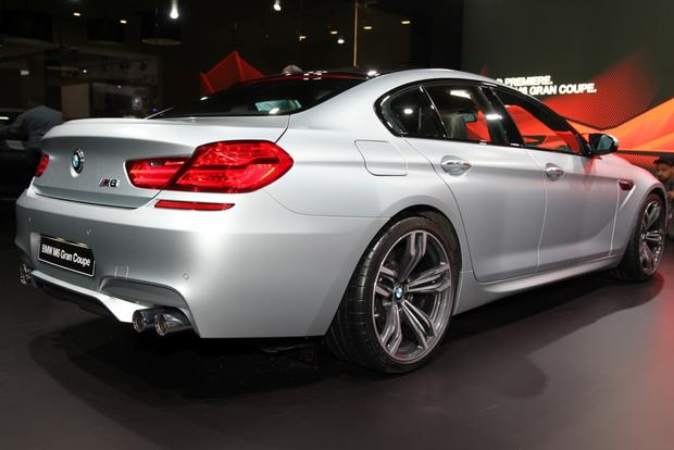 2014 BMW 3 Series Wagon, Z4 & M6 Gran Coupe: Detroit Auto Show featured image large thumb2