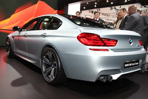 2014 BMW 3 Series Wagon, Z4 & M6 Gran Coupe: Detroit Auto Show featured image large thumb4