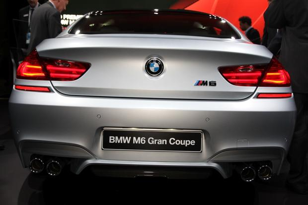 2014 BMW 3 Series Wagon, Z4 & M6 Gran Coupe: Detroit Auto Show featured image large thumb5