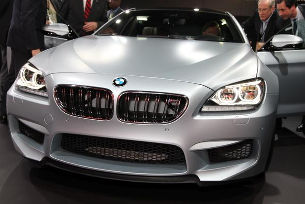2014 BMW 3 Series Wagon, Z4 & M6 Gran Coupe: Detroit Auto Show featured image large thumb6