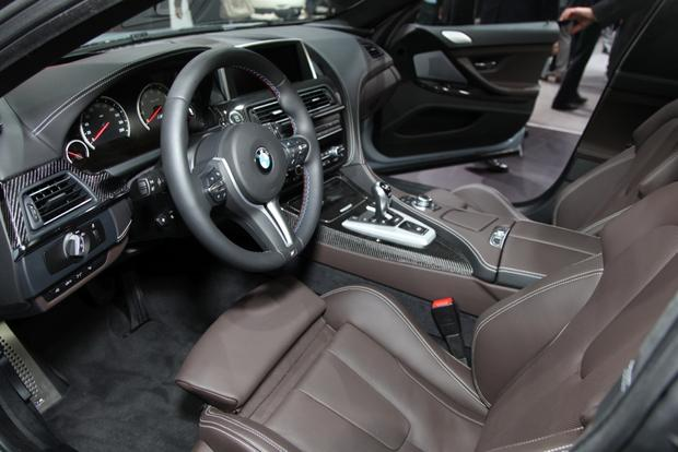 2014 BMW 3 Series Wagon, Z4 & M6 Gran Coupe: Detroit Auto Show featured image large thumb9