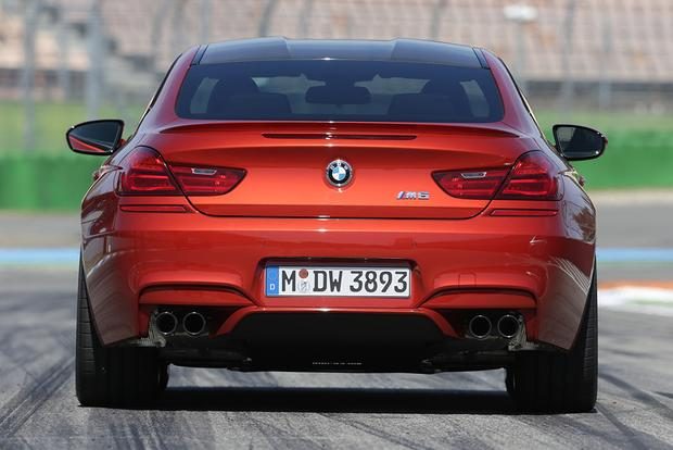 2015 BMW M6: New Car Review featured image large thumb3