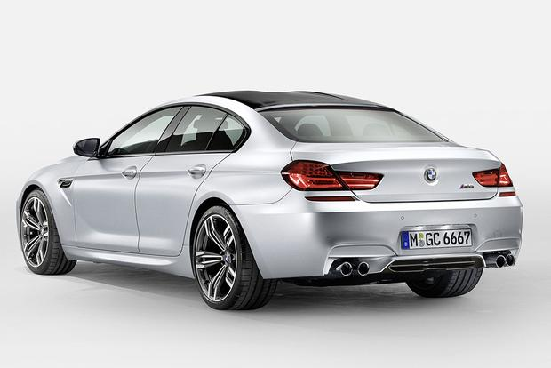 2017 BMW M6 Gran Coupe: New Car Review featured image large thumb1