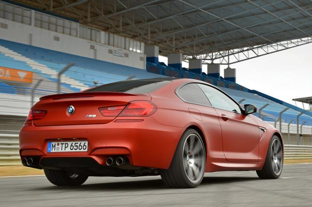 2014 BMW M6: New Car Review featured image large thumb2