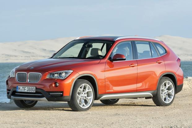2013 BMW X1: New Car Review