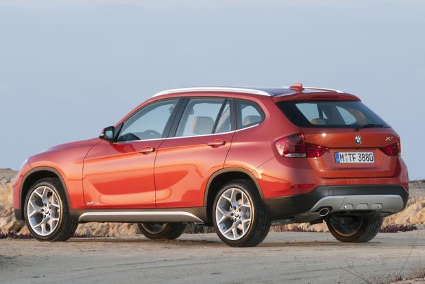 2013 BMW X1: New Car Review featured image large thumb1
