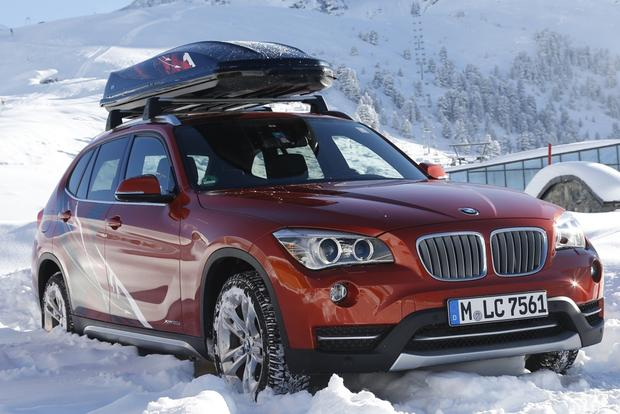 2014 bmw x1 new car review autotrader. Black Bedroom Furniture Sets. Home Design Ideas