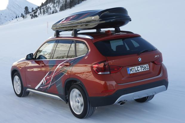 2014 BMW X1: New Car Review featured image large thumb1