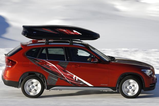 2014 bmw x1 new car review autotrader. Black Bedroom Furniture Sets. Home Design Ideas