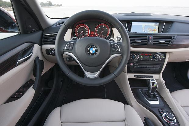 BMW X3 Vs X5 >> 2015 BMW X1 vs. 2015 BMW X3: What's the Difference ...