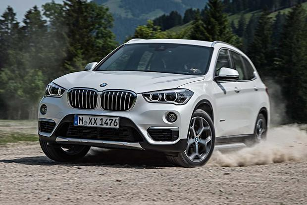 2016 BMW X1: New Car Review