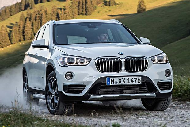 2017 BMW X1: New Car Review featured image large thumb2