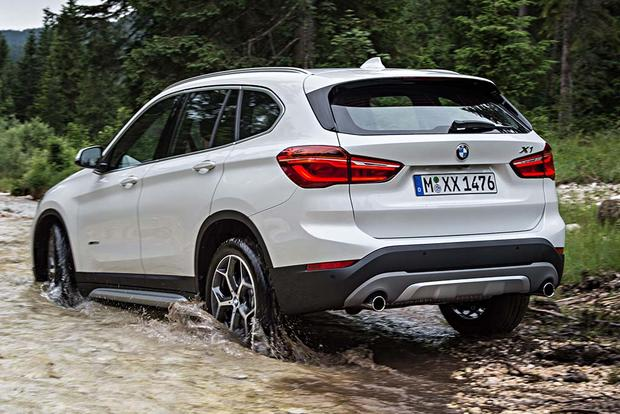 2017 BMW X1: New Car Review featured image large thumb4
