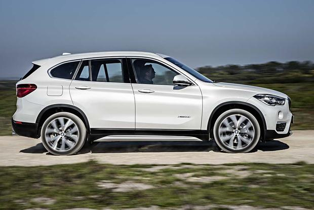 2017 BMW X1: New Car Review featured image large thumb3