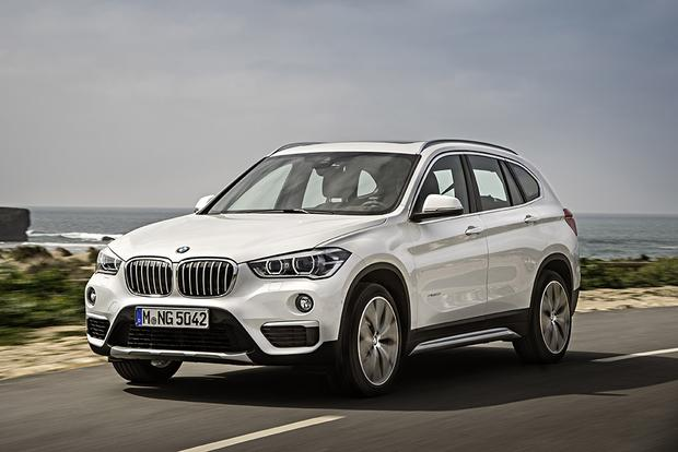 2017 BMW X1: New Car Review
