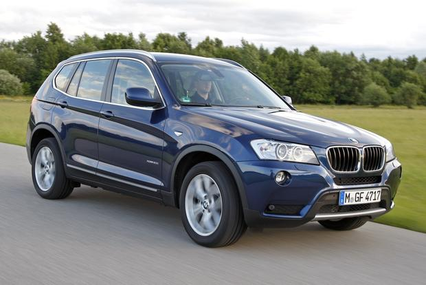 2013 BMW X3: New Car Review