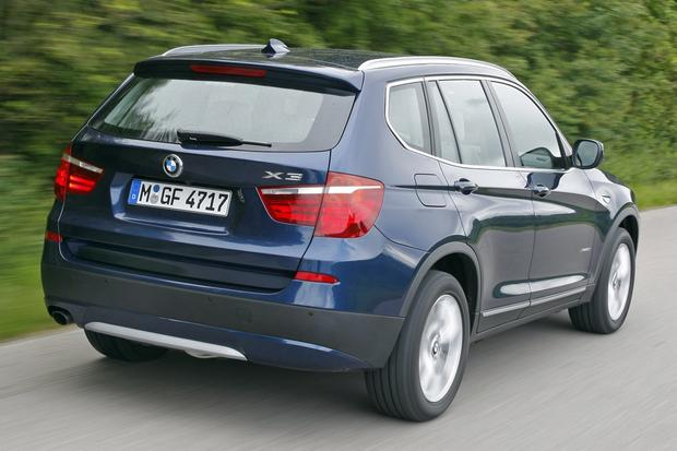 2014 BMW X3: New Car Review featured image large thumb2