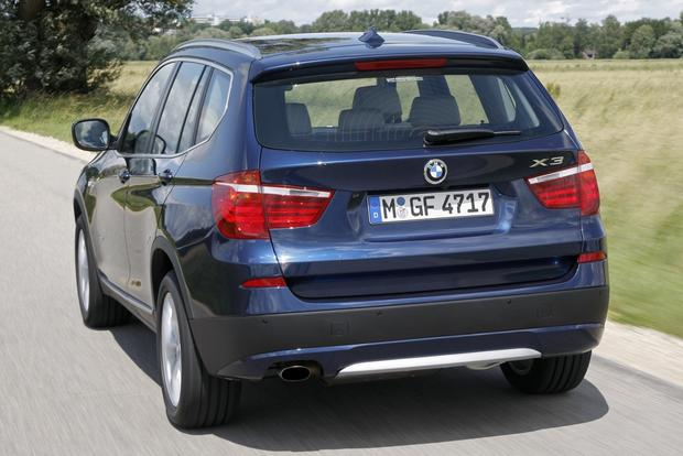 2013 BMW X3: New Car Review featured image large thumb2