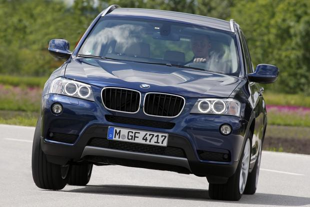 2013 Bmw X3 New Car Review Autotrader