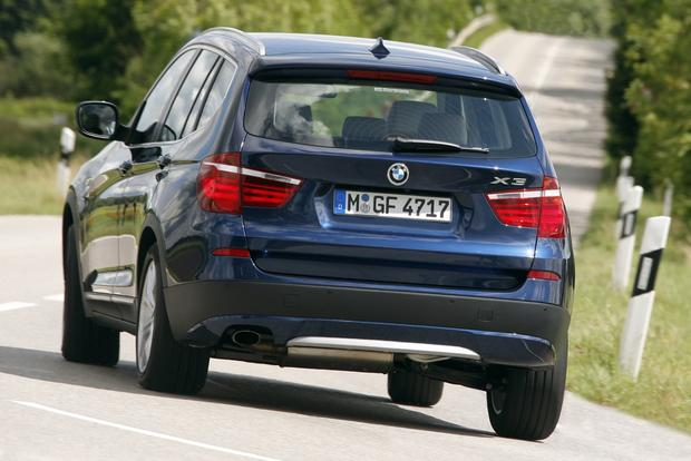 2013 BMW X3: New Car Review featured image large thumb5