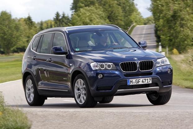 2013 BMW X3: New Car Review featured image large thumb6