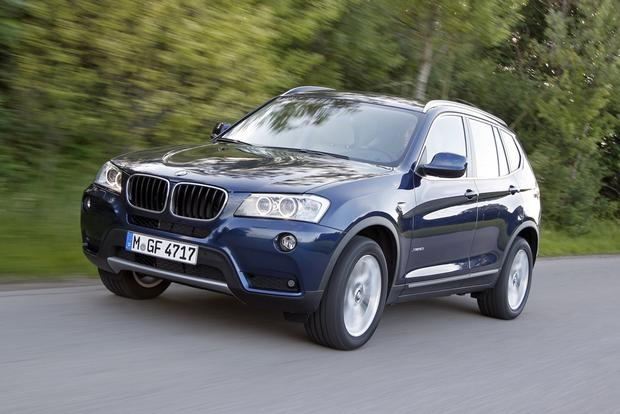 2014 Bmw X3 New Car Review Autotrader