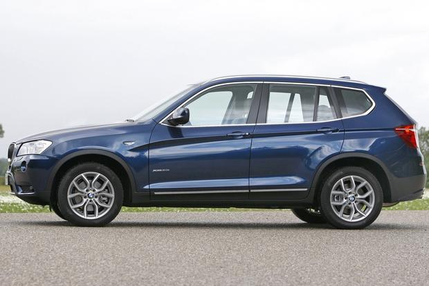 2013 BMW X3: New Car Review featured image large thumb11