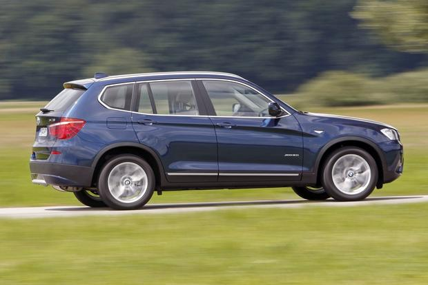 2013 BMW X3: New Car Review featured image large thumb12