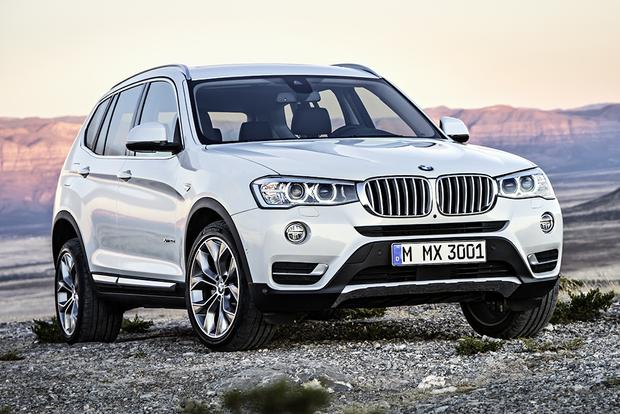 2015 Bmw X3 New Car Review Autotrader