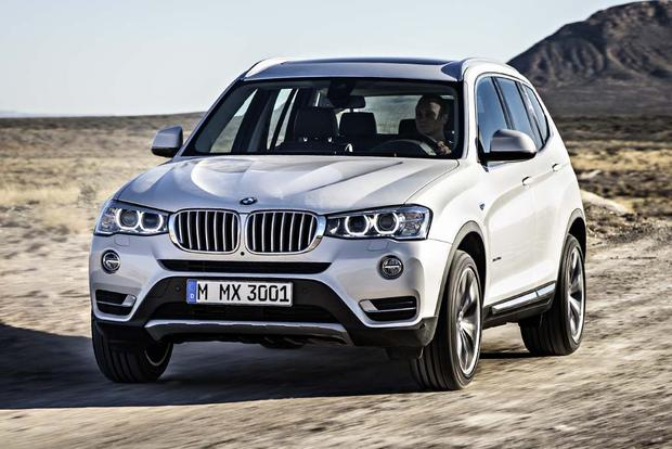 2016 BMW X3: New Car Review