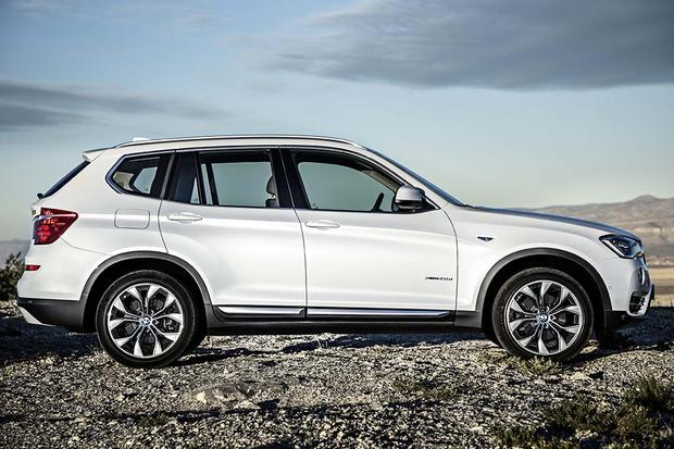 2016 BMW X3 vs. 2016 Acura RDX: Which Is Better? featured image large thumb9