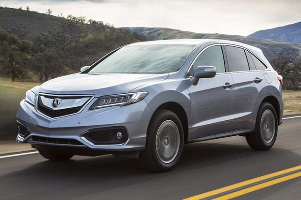 2016 BMW X3 vs. 2016 Acura RDX: Which Is Better?