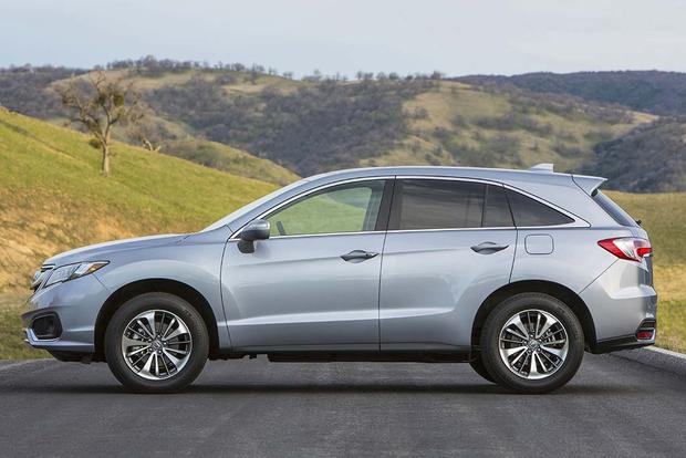 2016 BMW X3 vs. 2016 Acura RDX: Which Is Better? featured image large thumb10