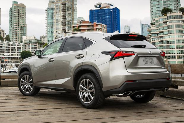 2016 Lexus NX vs. 2016 BMW X3: Which Is Better? featured image large thumb2