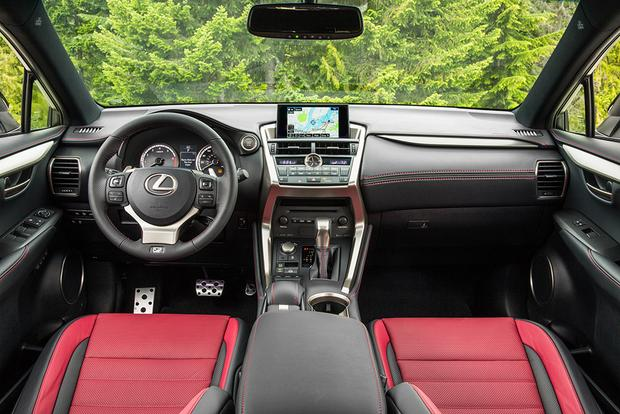 2016 Lexus NX vs. 2016 BMW X3: Which Is Better? featured image large thumb8
