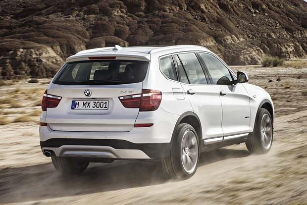 2017 BMW X3: New Car Review featured image large thumb2