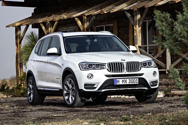 2017 BMW X3: New Car Review - Autotrader