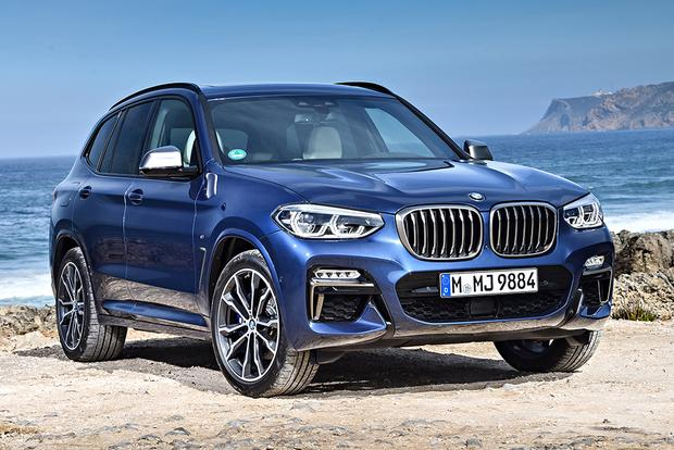 2018 BMW X3: New Car Review featured image large thumb0