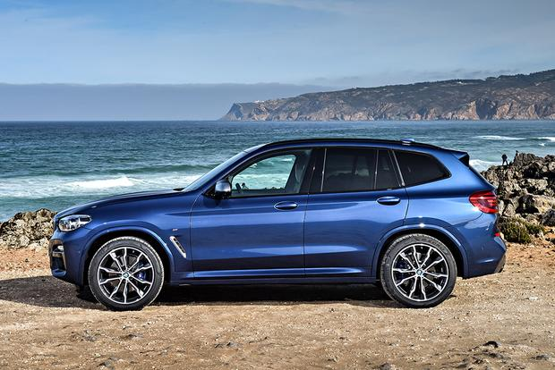 2018 BMW X3: New Car Review featured image large thumb1