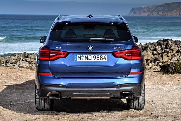 2018 BMW X3: New Car Review featured image large thumb2