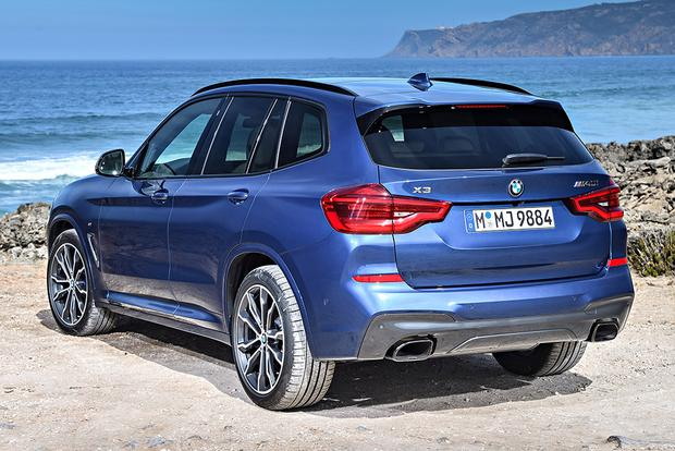 2018 BMW X3: New Car Review featured image large thumb3